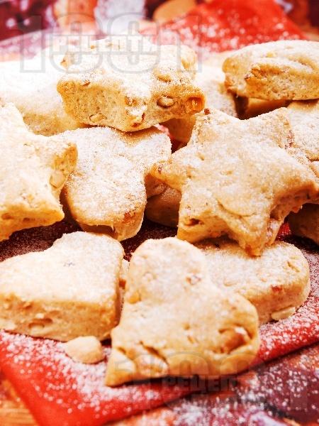 Сладки с канела и фъстъци - снимка на рецептата